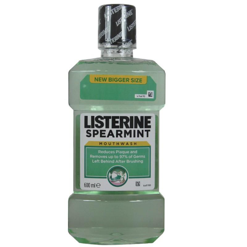 Listerine Spearmint