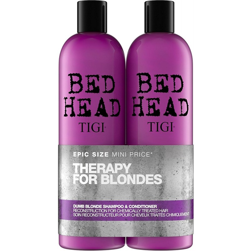 Tigi Bed Head Therapy For Blondes Duo