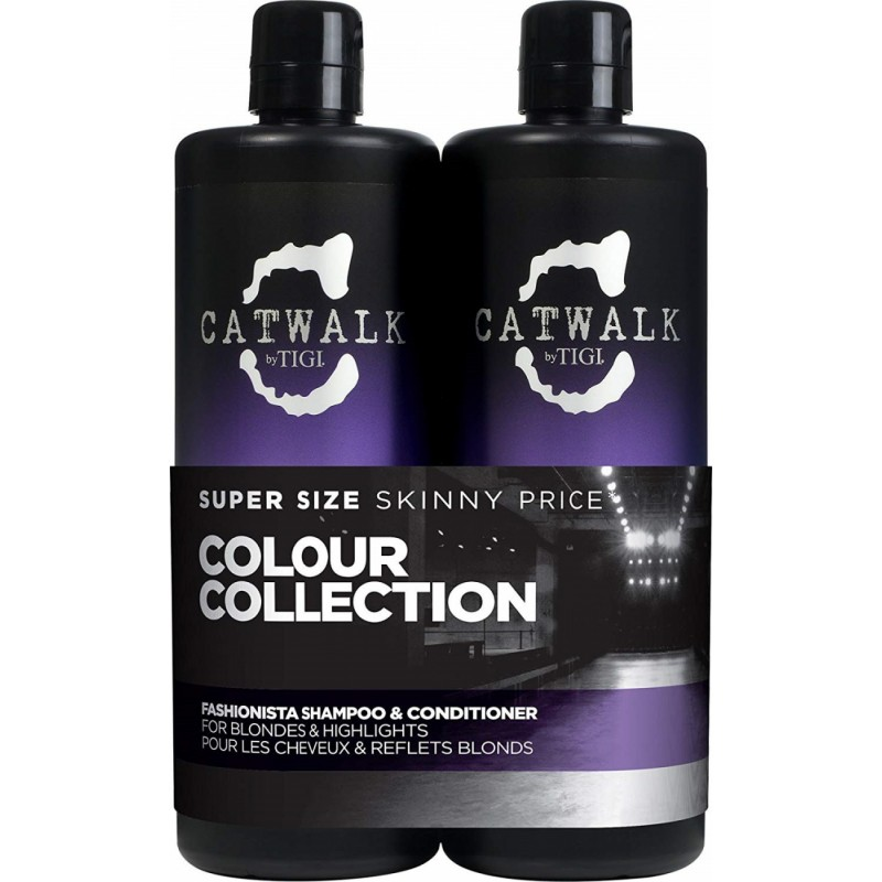 Tigi Catwalk Fashionista Tween Duo Blonde