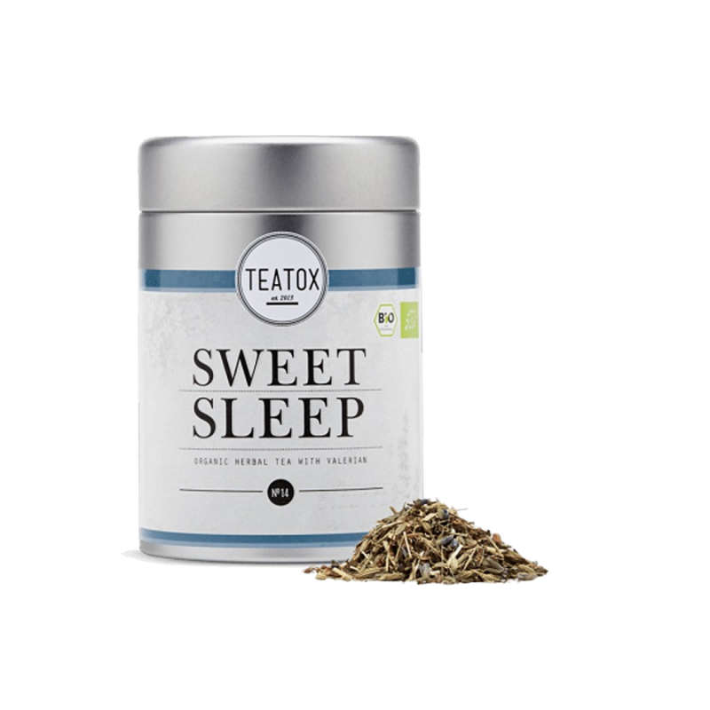 Teatox  Sweet Sleep Organic Herbal Tea