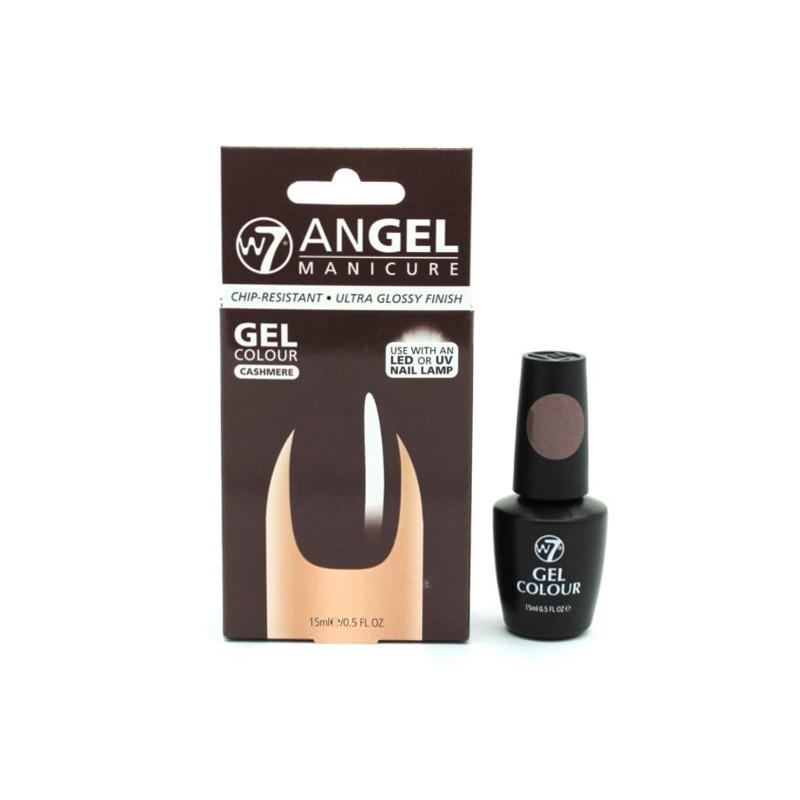 W7 Angel Manicure Gel Cashmere