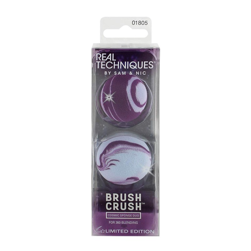 Real Techniques Brush Crush 2 Cosmic Sponge Duo