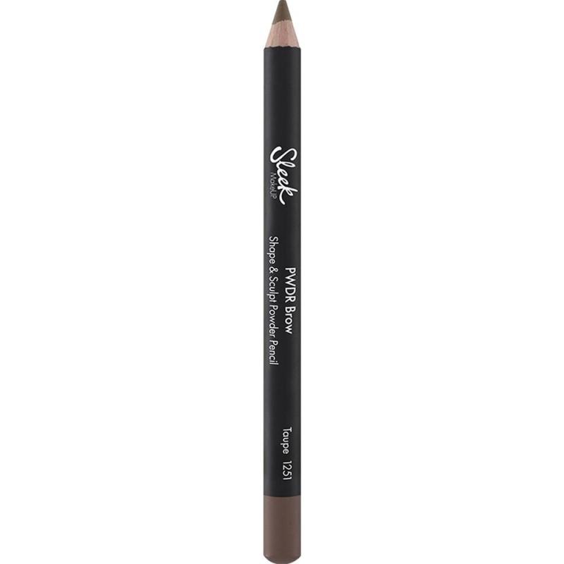 Sleek Makeup PWDR Brow Pencil Taupe