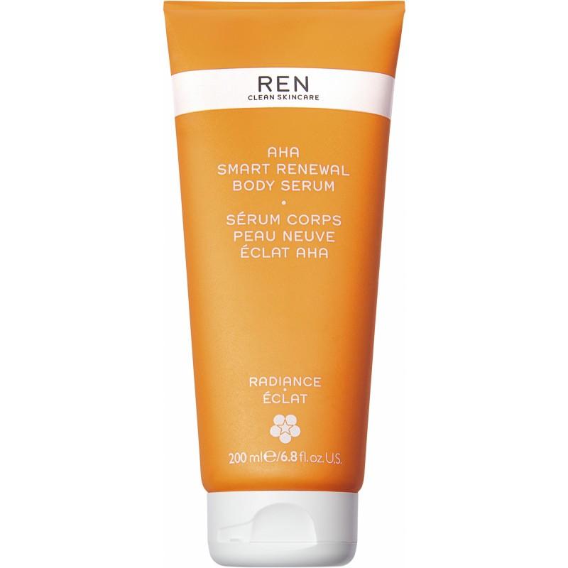 REN Radiance AHA Smart Renewal Body Serum