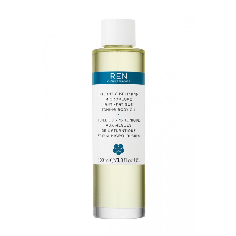 REN Atlantic Kelp & Microalgae Anti-Fatigue Body Oil