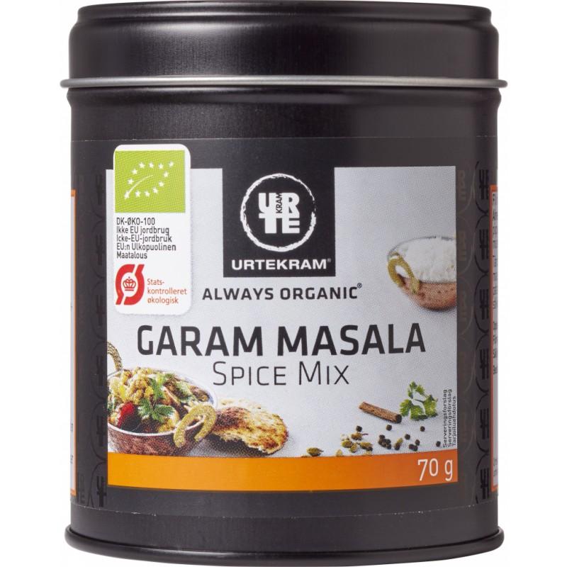 Urtekram Garam Masala Spice Mix Eco