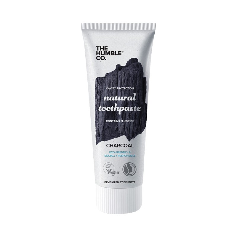 The Humble Co. Eco-Friendly Toothpaste Charcoal