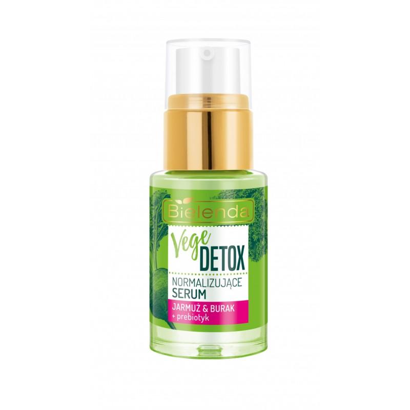 Bielenda Vege Detox Beetroot & Kale Serum