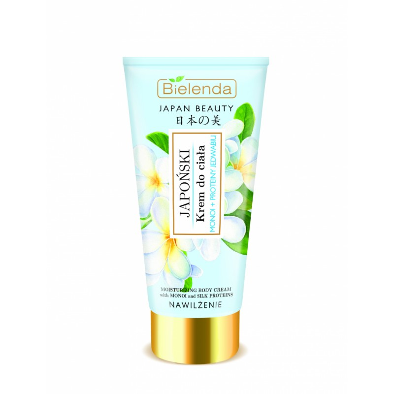 Bielenda Japan Beauty Monoi Body Balm