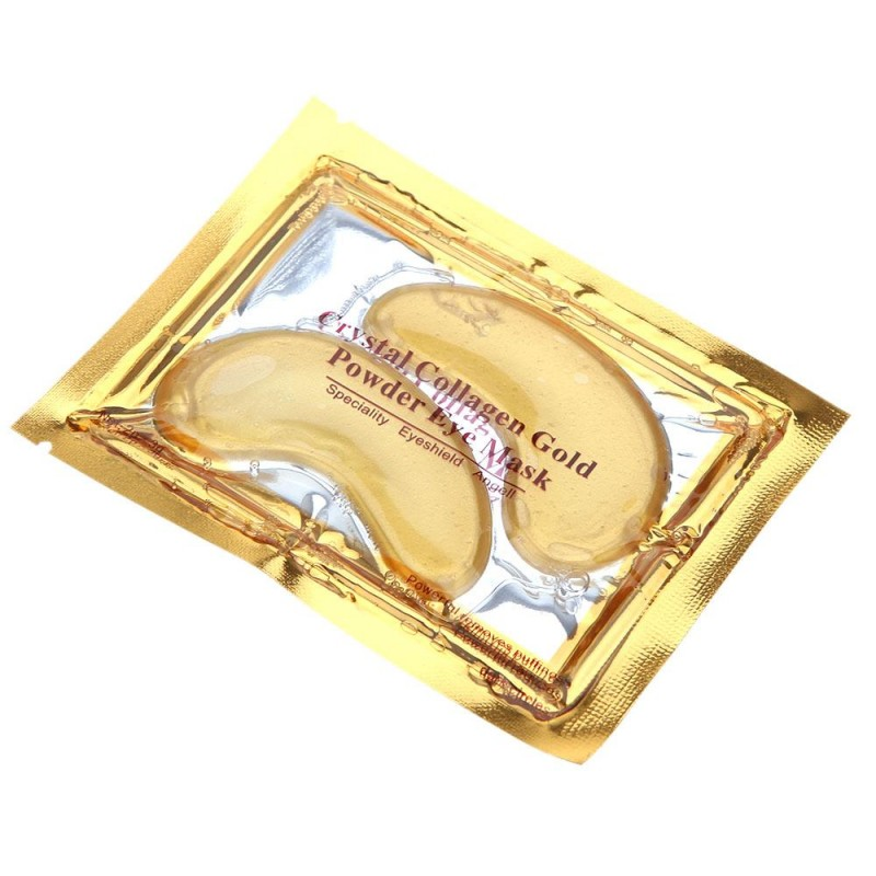 Gold Mask Collagen Crystal Eye Bag Mask