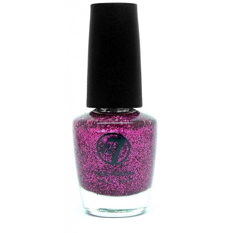 W7 Nailpolish 07 Pink Dazzle