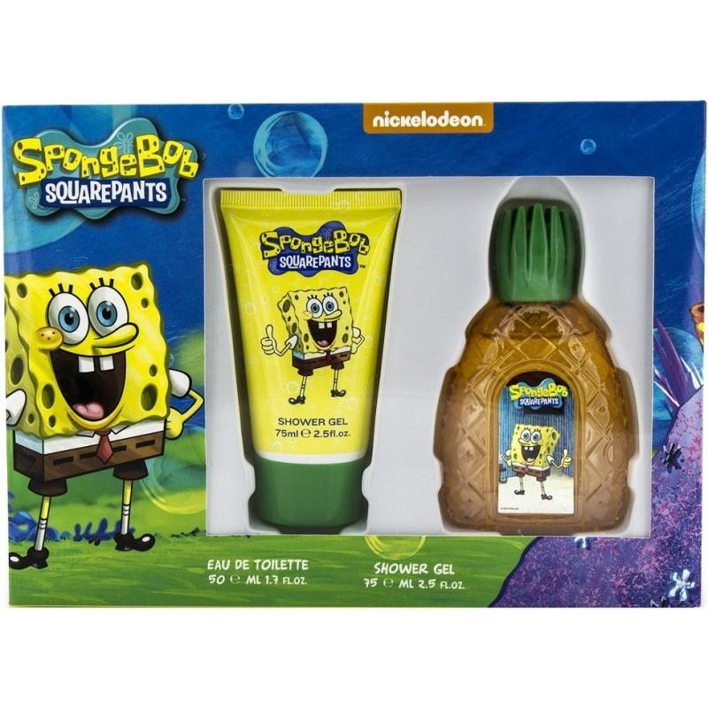 Nickelodeon SpongeBob SquarePants EDT & Shower Gel