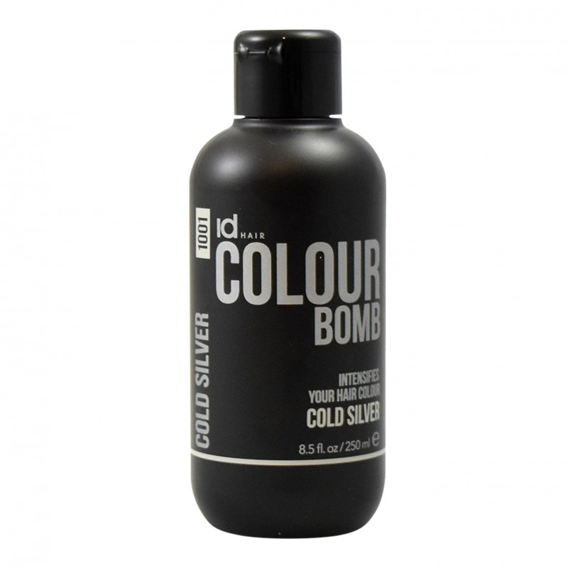 IdHAIR Colour Bomb Cold Silver
