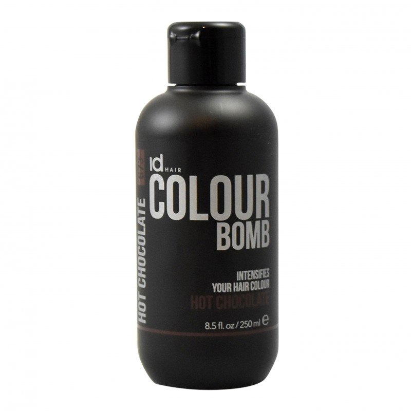 IdHAIR Colour Bomb Hot Chocolate