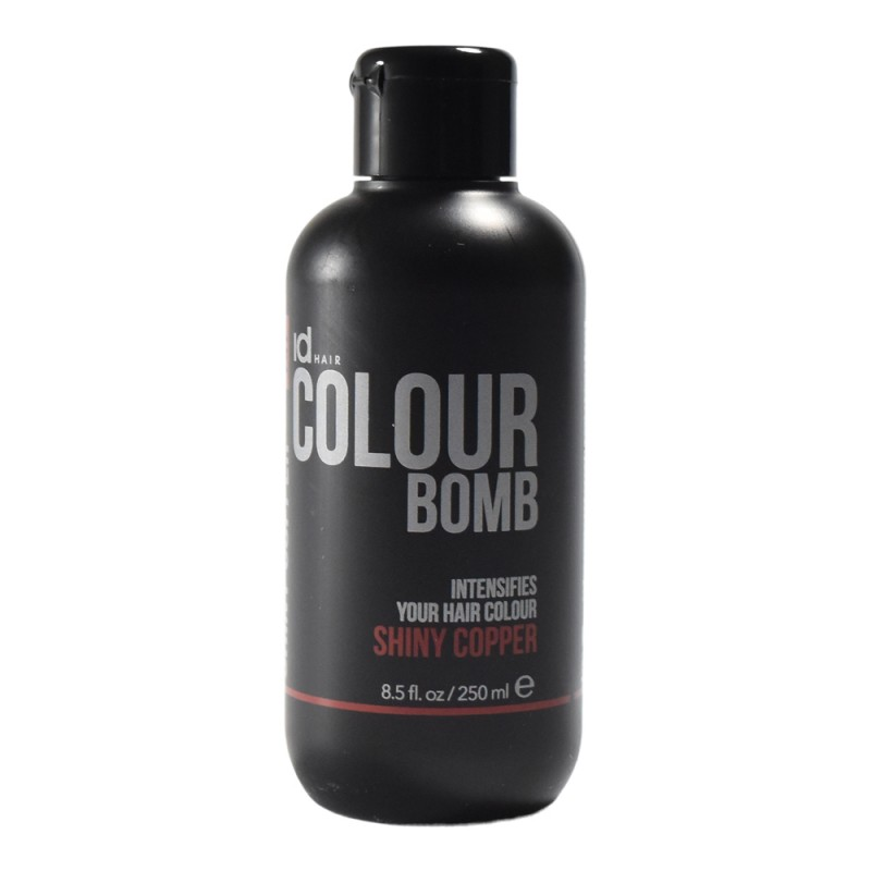 IdHAIR Colour Bomb Shiny Copper