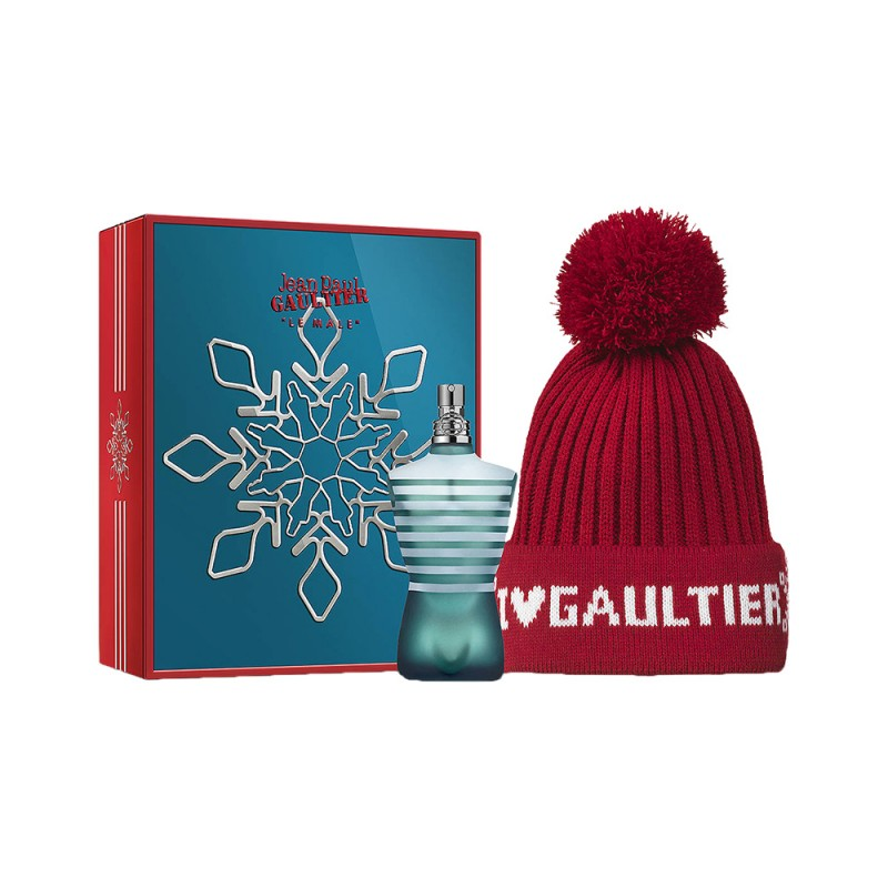 Jean Paul Gaultier Le Male EDT & Beanie