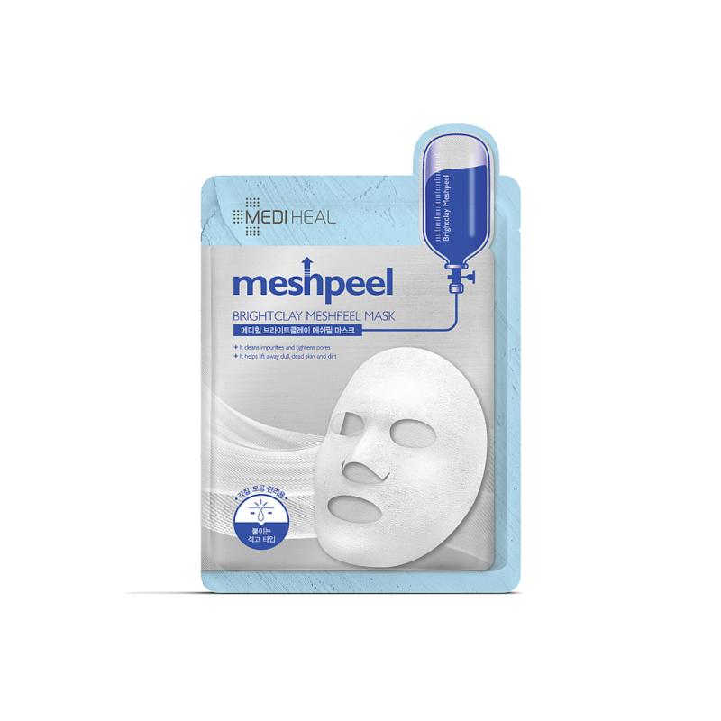 Mediheal Meshpeel Brightclay Mask