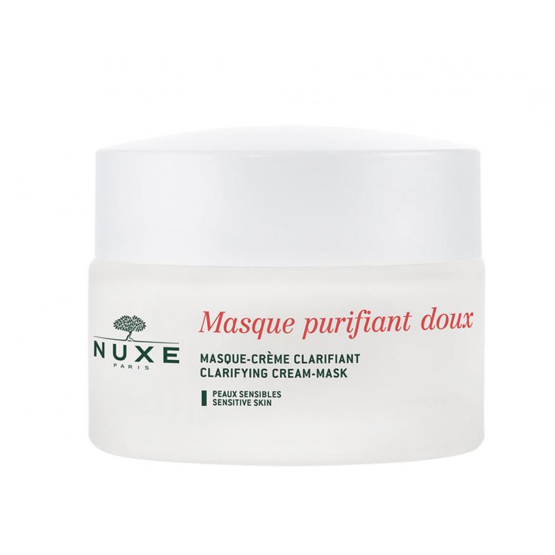 Nuxe Clarifying Cream Mask Sensitive Skin