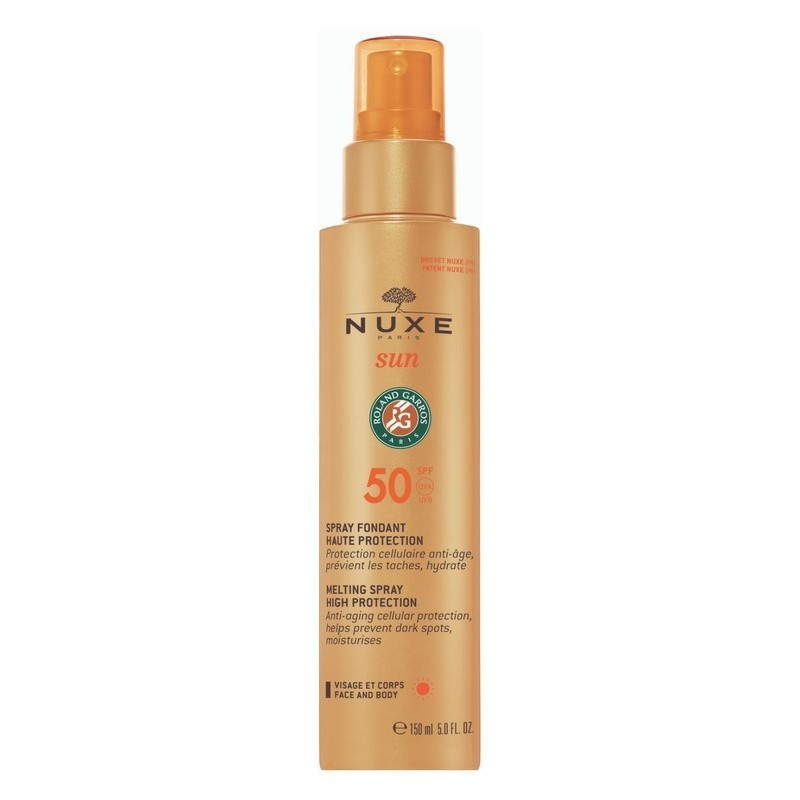 Nuxe Sun Melting Spray High Protection SPF50