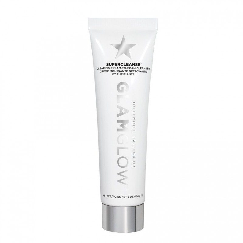 GlamGlow Supercleanse Cream-To-Foam-Cleanser