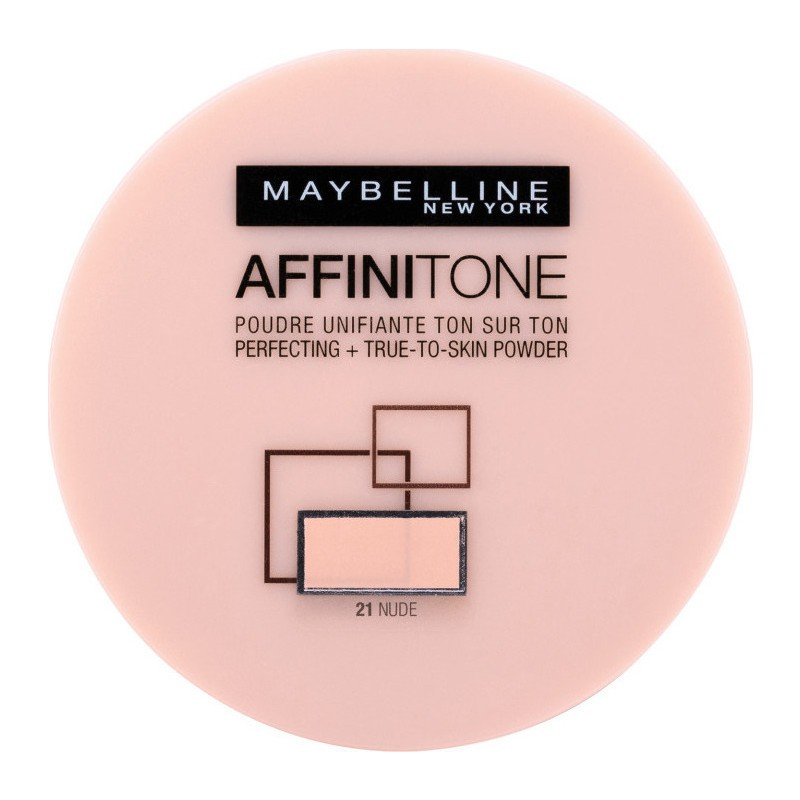 Maybelline Affinitone Perfecting Pressed Powder 21 Nude