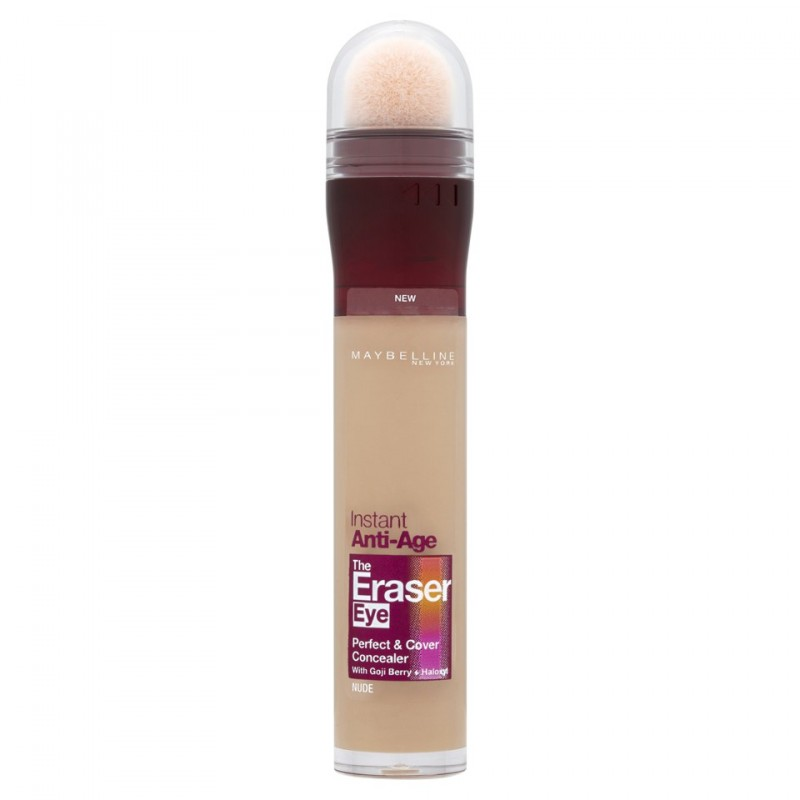 Maybelline Eraser Eye Perfect & Cover Concealer 02 Nude