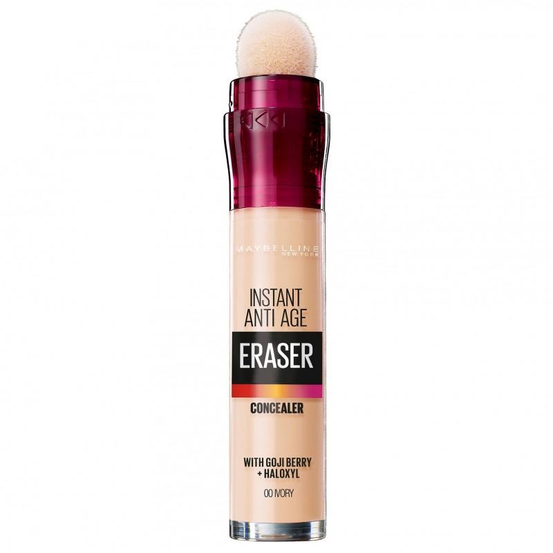 Maybelline Instant Anti Age Eraser Concealer 00 Ivory