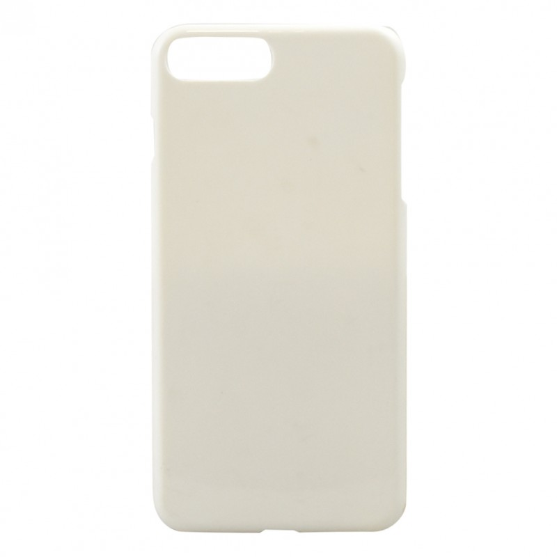 BasicsMobile Hard Cover White iPhone 7/8