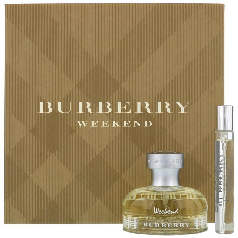 Burberry Weekend EDP Set