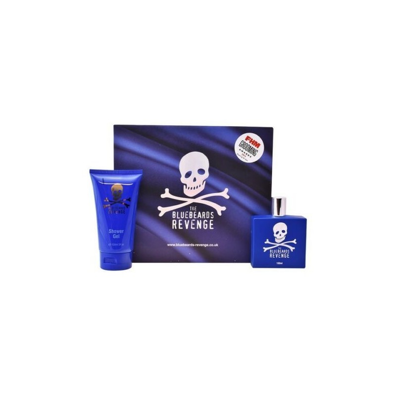 The Bluebeards Revenge EDT & Shower Gel