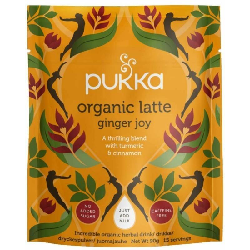 Pukka Latte Ginger Joy Øko
