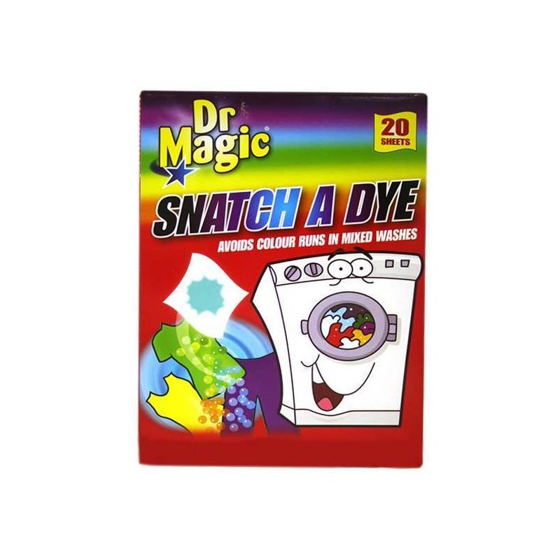 Dr Magic Snatch A Dye Sheets