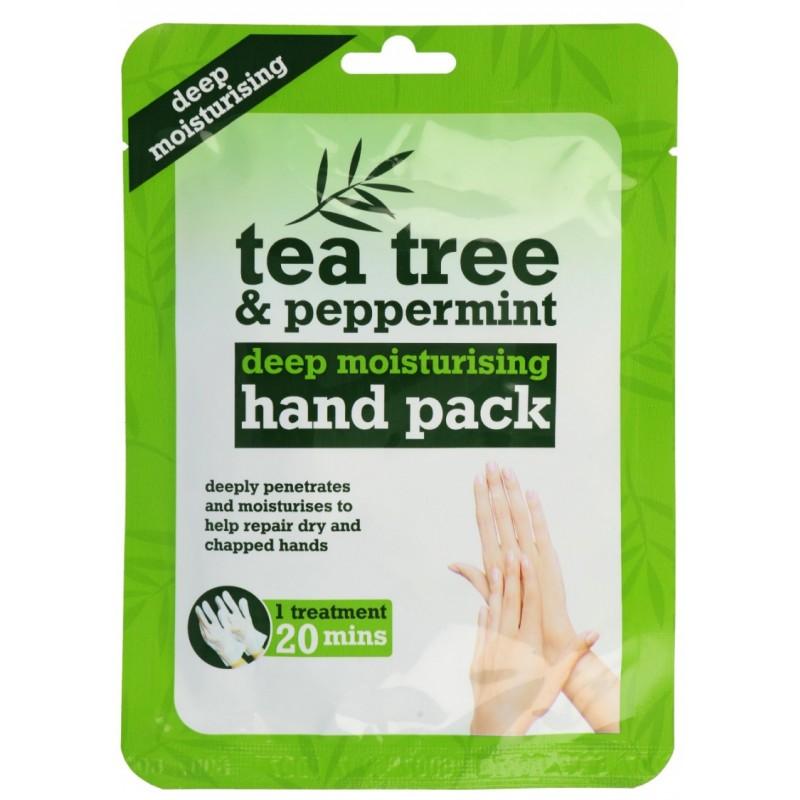 Tea Tree Deep Moisturising Peppermint Hand Pack