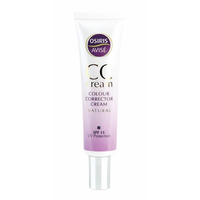 Osiris Avise CC Cream Natural SPF15