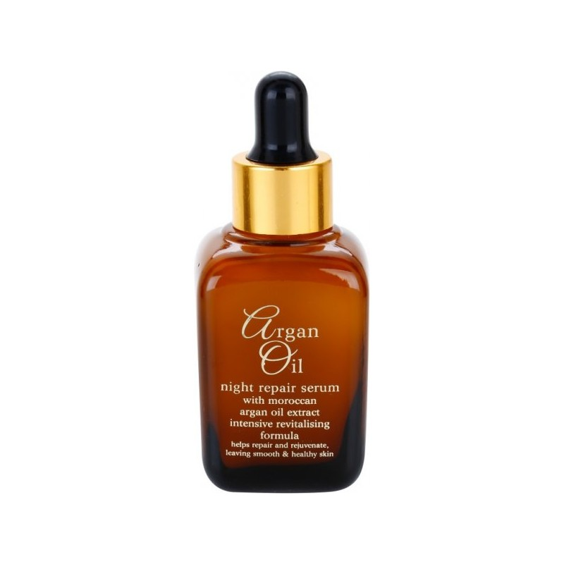 Argan Oil Night Repair Serum