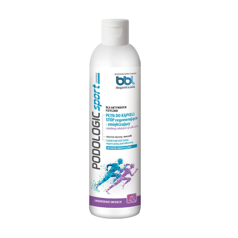Podologic Sport Regenerating Liquid Foot Bath