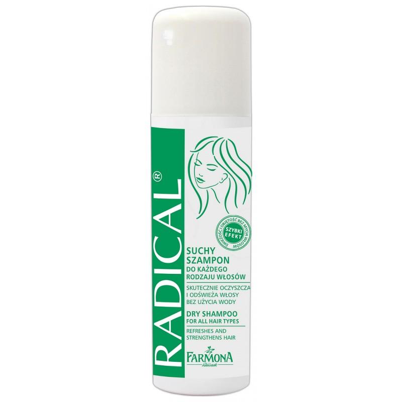 Radical Dry Shampoo All Hair Types