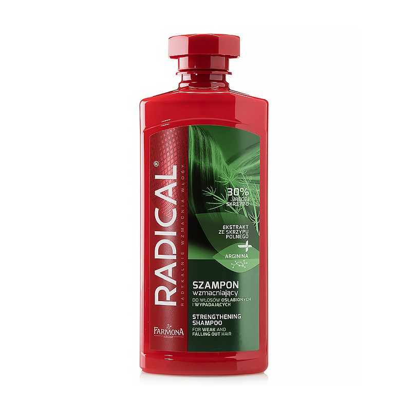 Radical Strengthening Shampoo Weak Hair