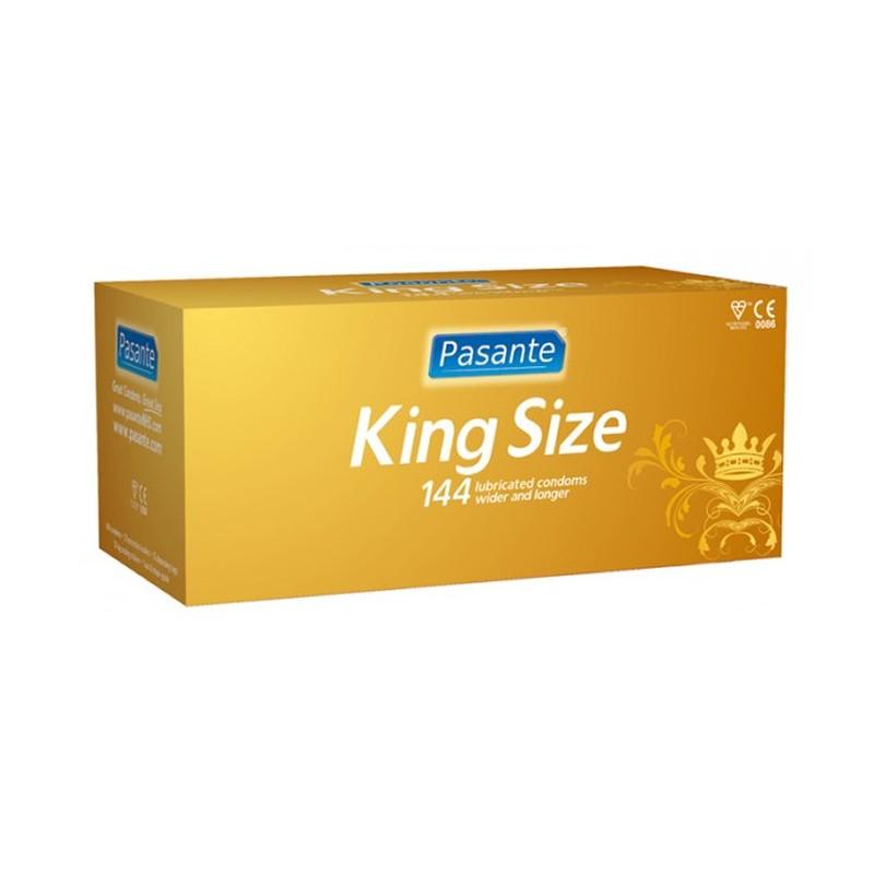 Pasante King Size Bulk pakkaus