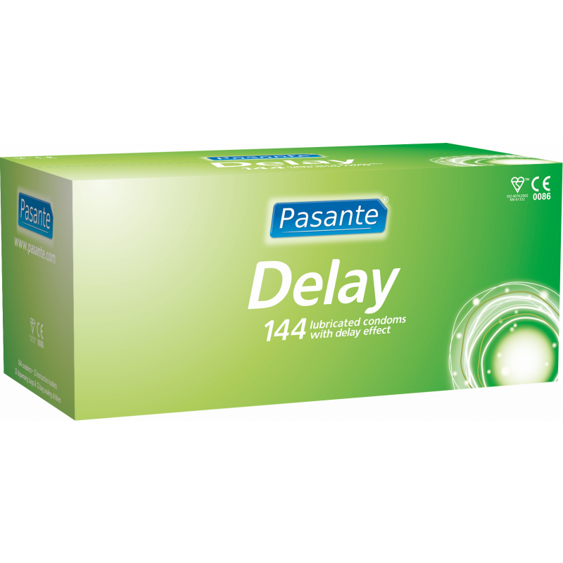 Pasante Infinity Delay Bulk Pack