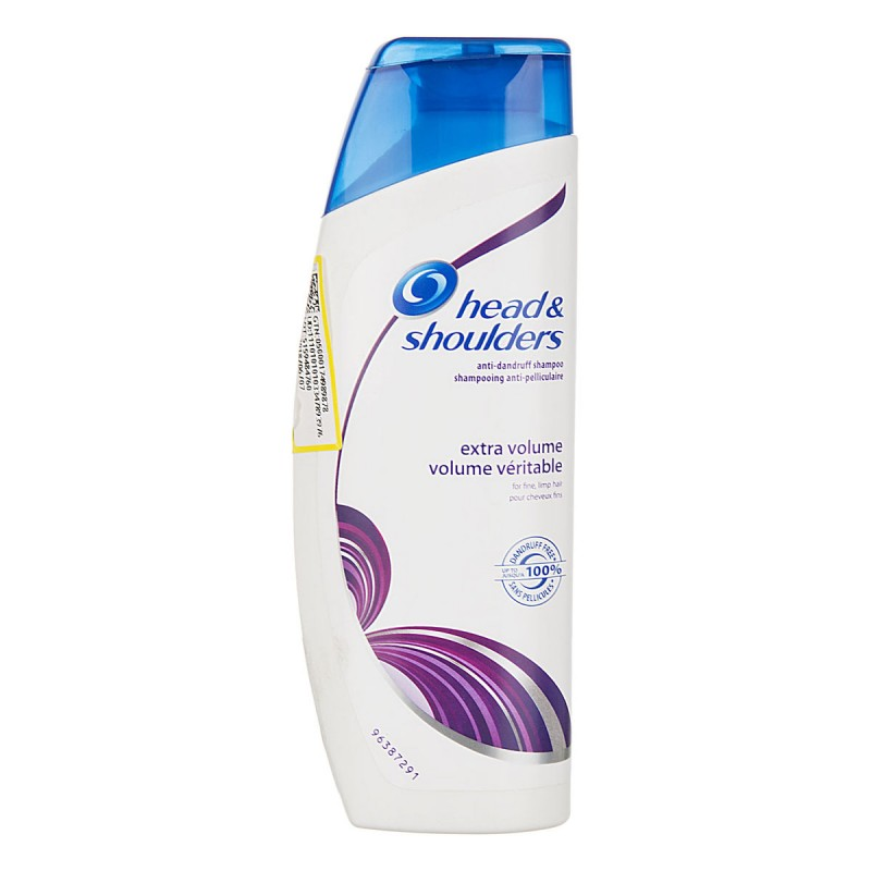 Head & Shoulders Anti Dandruff Extra Volume Shampoo