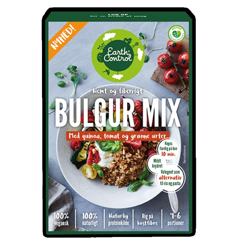 Earth Control Bulgur & Quinoa Mix