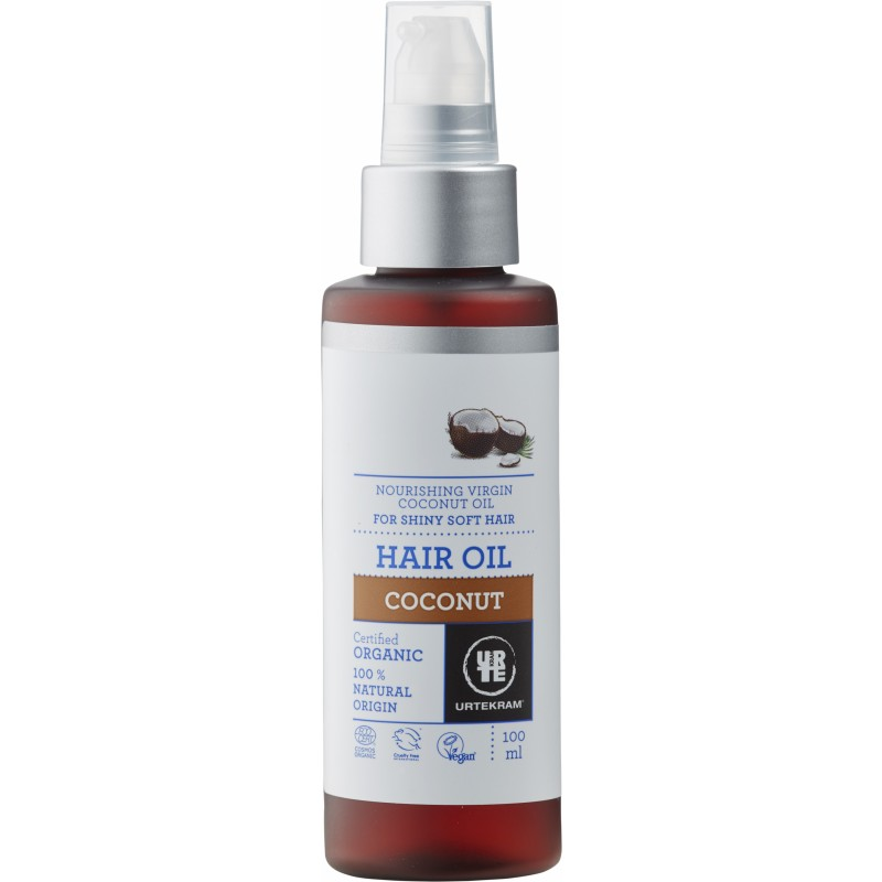 Urtekram Coconut Hair Oil