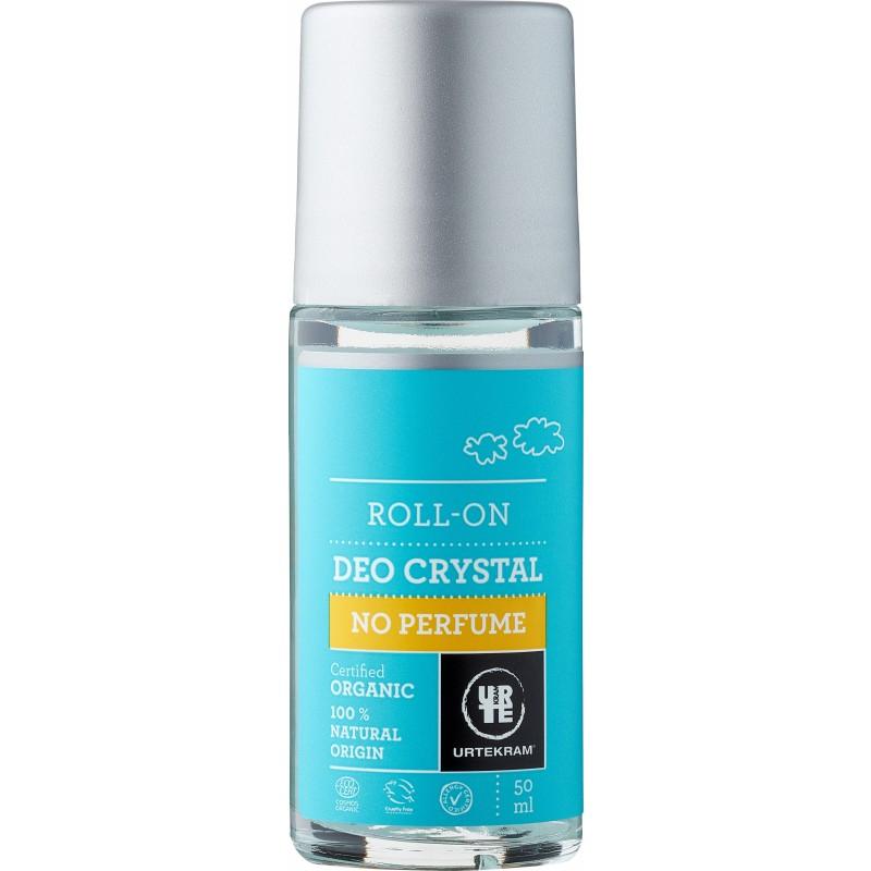 Urtekram No Perfume Deo Crystal Roll On