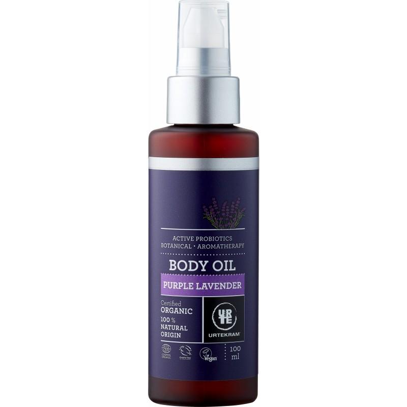 Urtekram Purple Lavender Body Oil