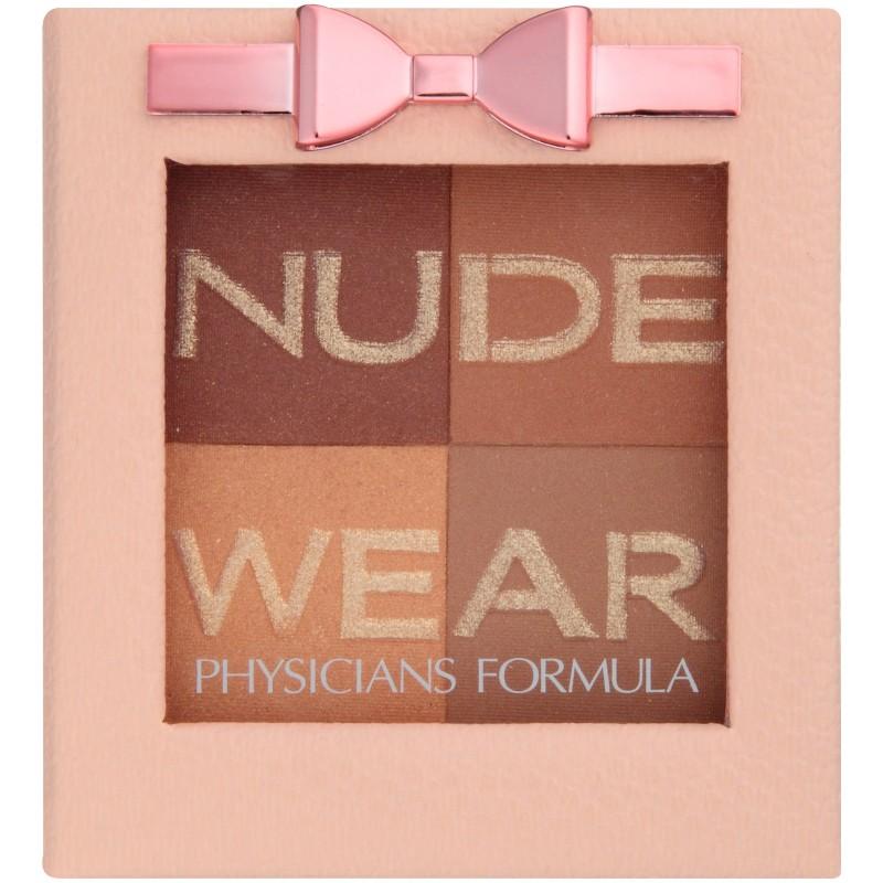 Physicians Formula Nude Wear Glowing Bronzer Dark