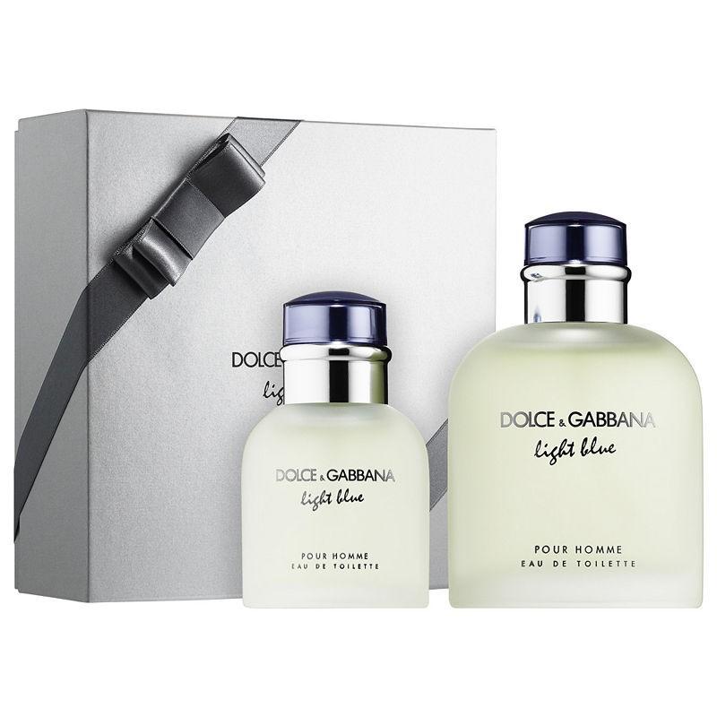 Dolce & Gabbana Light Blue Homme EDT Set