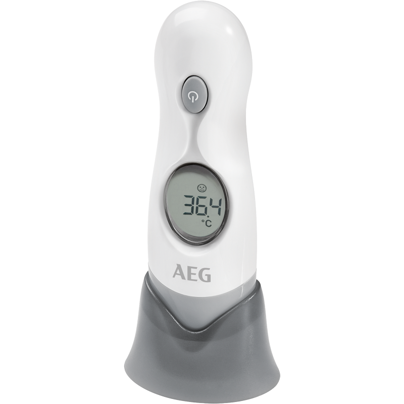 AEG FT 4929 Infrared Ear & Forehead Thermometer