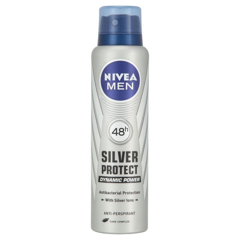 Nivea Men Silver Protect Deospray
