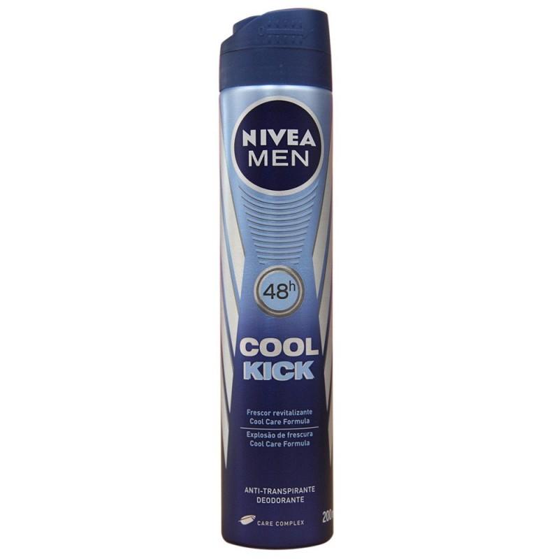 Nivea Men Cool Kick Deospray